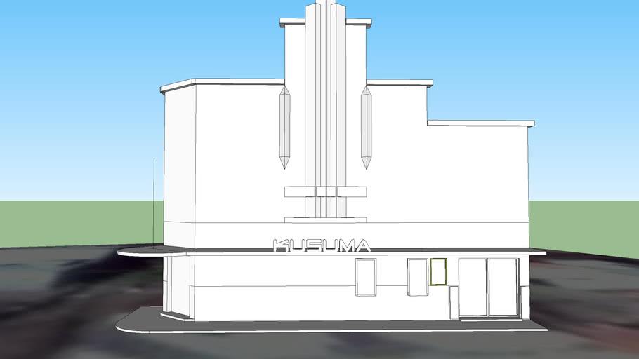 Bioskop Kusuma Jember (tempo dulu)