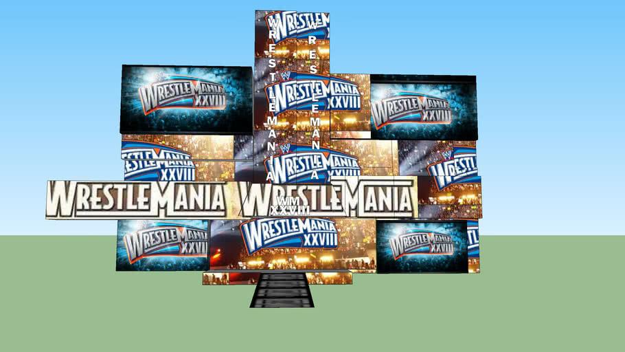 WrestleMania 28 Concept (RE UPLOAD)