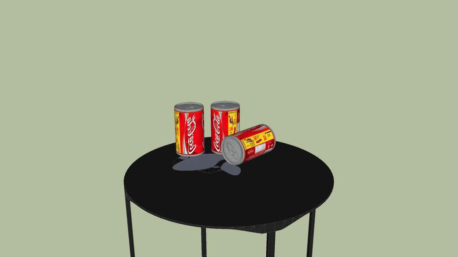 kaleng cocacola by okomta