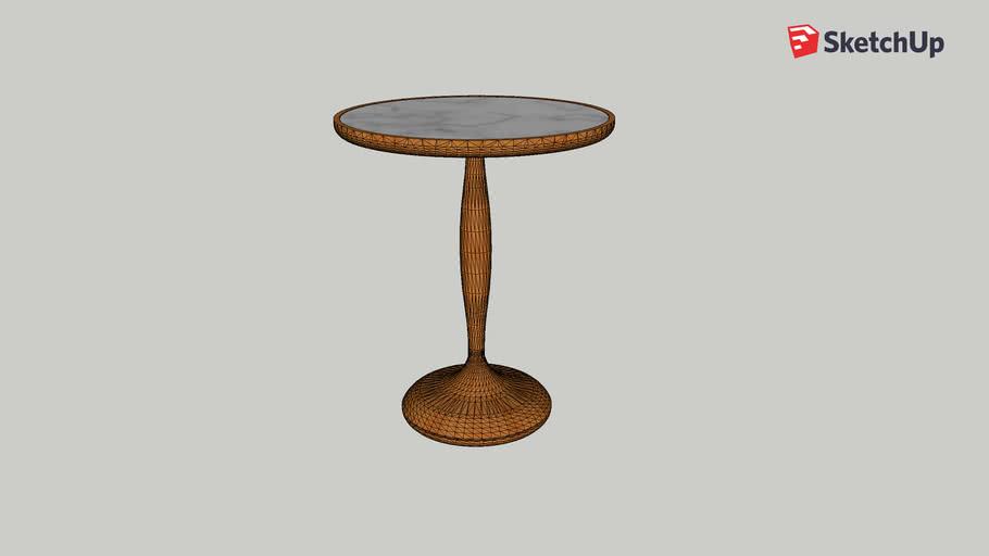 Grazia mesa lateral alta 0,50 x 0,60