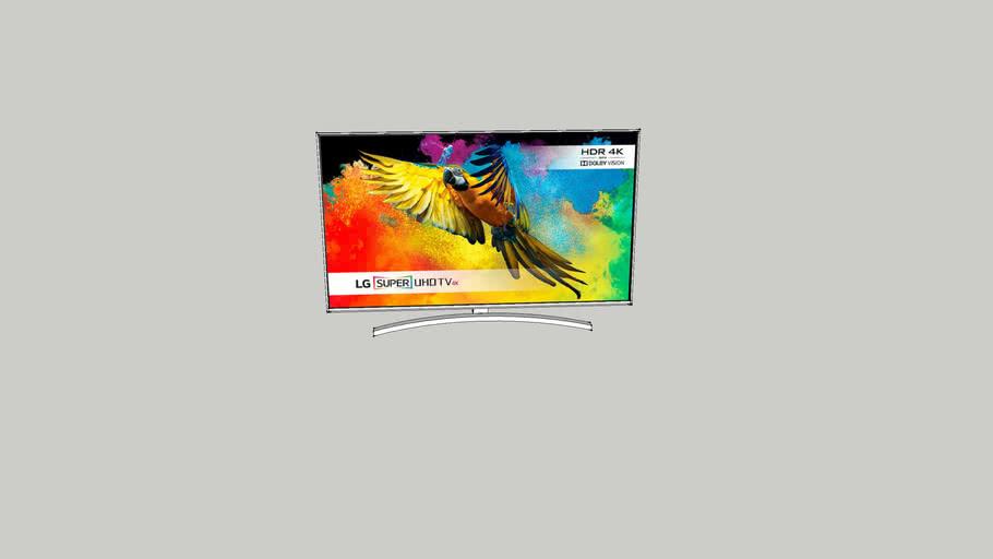 LG TV 55UH850