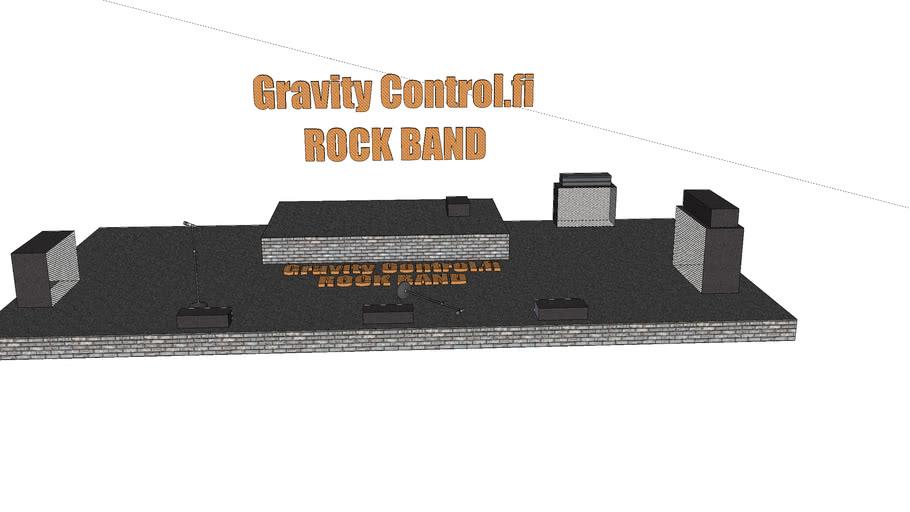 Gravity Control Drum Stage 2