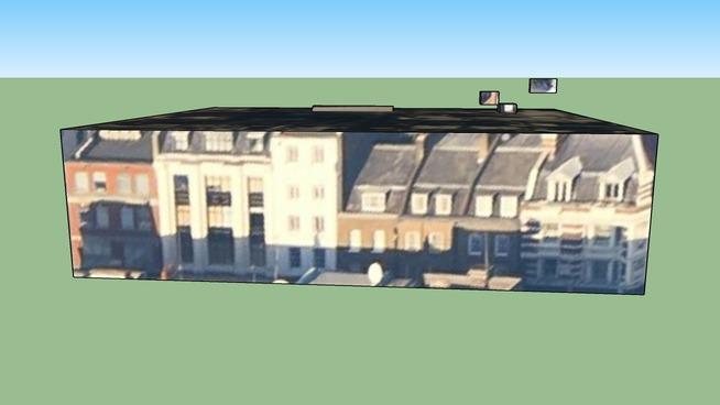 Building in Westminster, London W1F 8ZX, UK