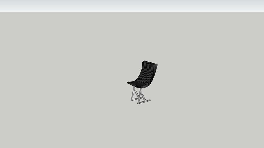 A stylish chair