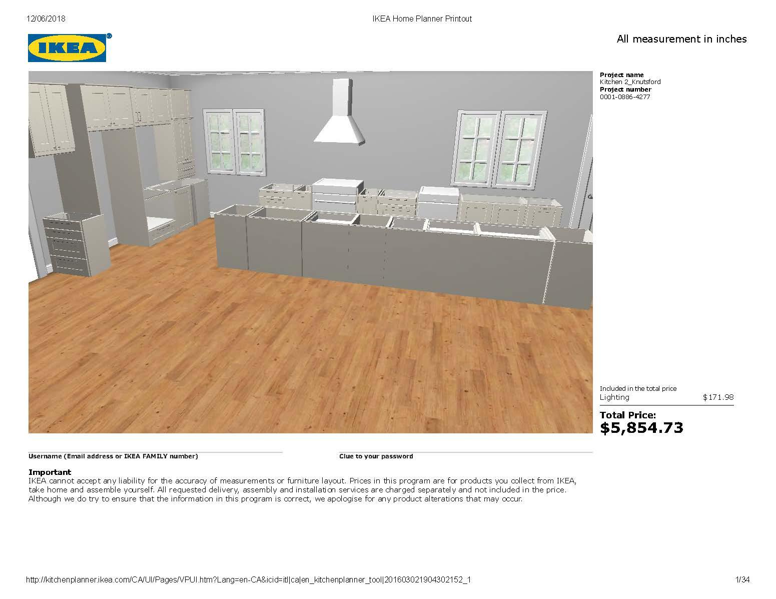 Taras Ikea Kitchen 3d Warehouse