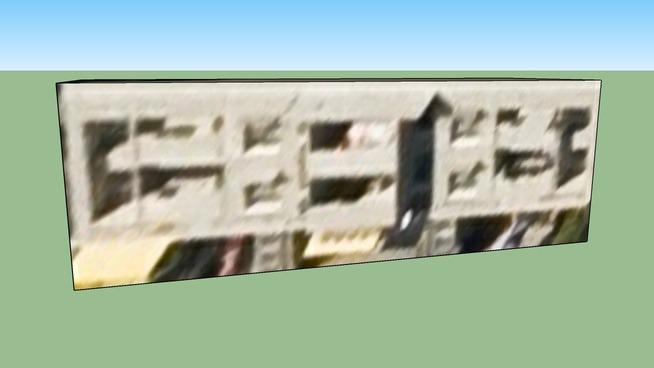 市営宇品西住宅4号館