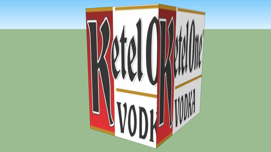 Ketel One 750 ml Case