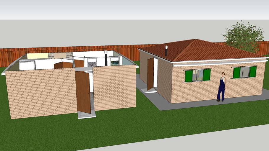 Compact Home - Casa compatta