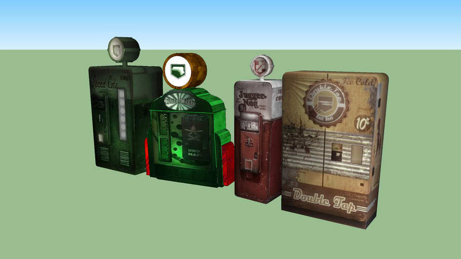 4 Perk-a-colas