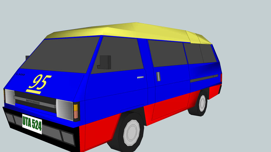 DESIGN FOR OUR VAN