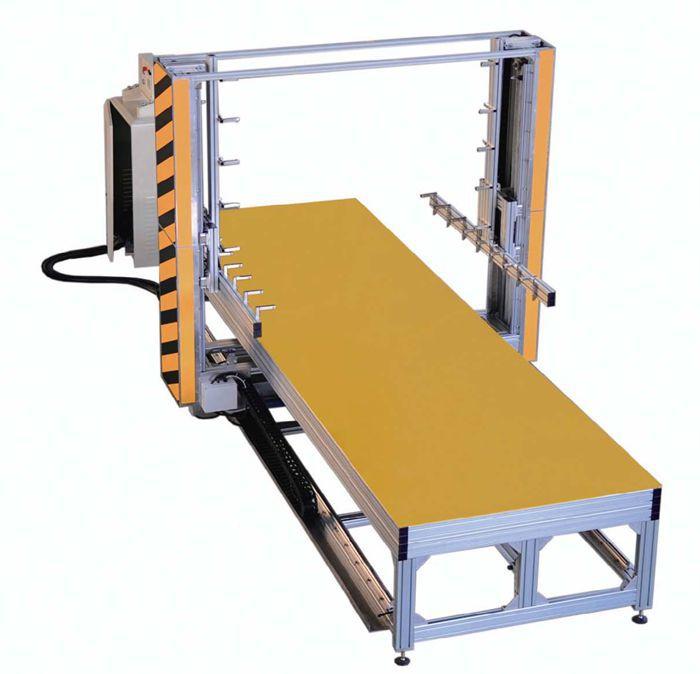 Maquina de corte