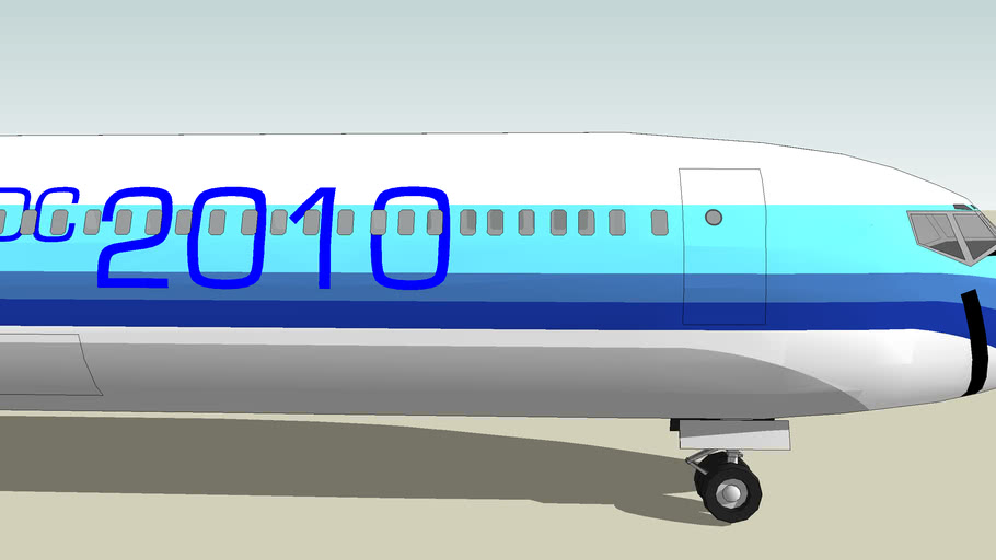 ADC 2010 (PSA) Boeing 727-200