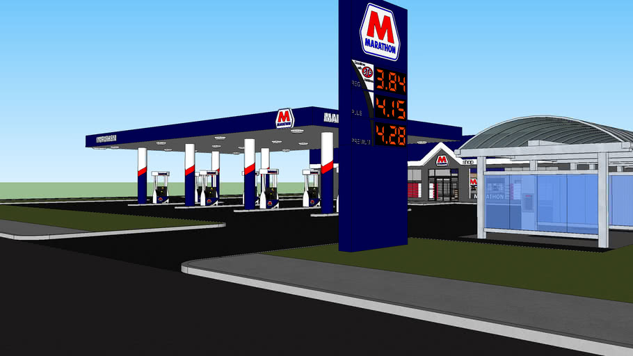Gasolinera low-cost