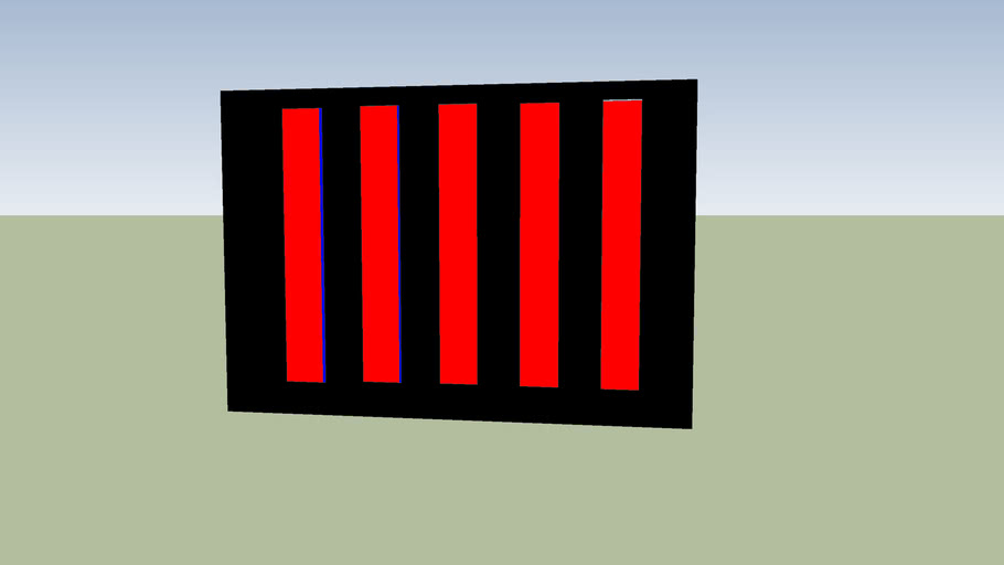 3DS Screen (paralax barrier) demo