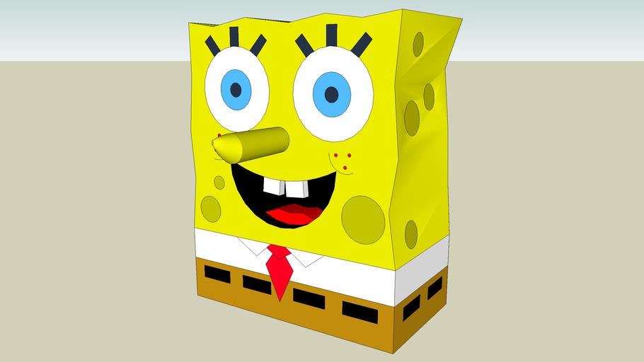 Spongebob body