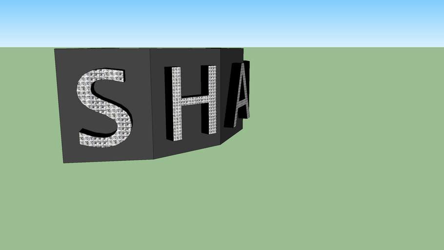 signage sharona