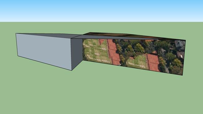 維多利亞州 3141, 澳大利亚的建筑模型