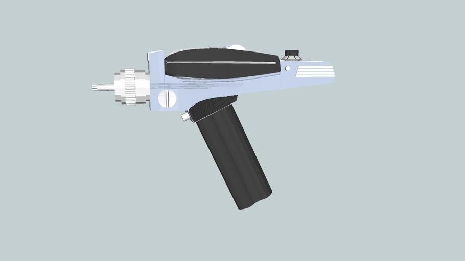 Star Trek TOS Type 2 Hand Phaser