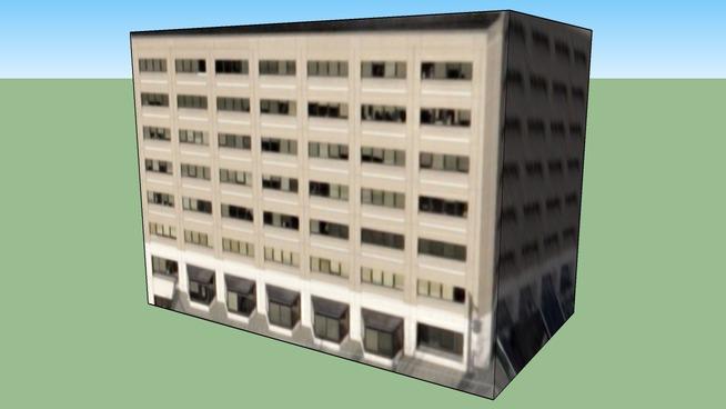 Building in Seattle, WA, USA
