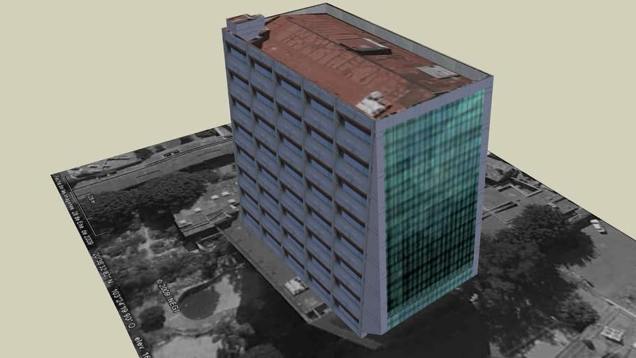 Edificio colonia Giralda