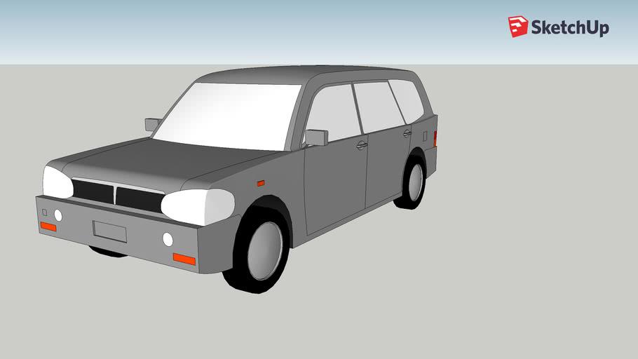 4-door MPV