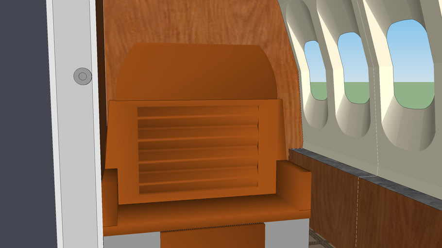Alliance Airlines first class suite