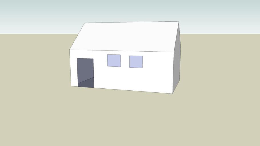 modèle de maison a continuer soi-même