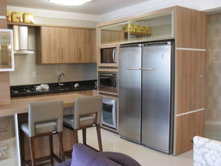 Fornos de Embutir e Refrigeradores