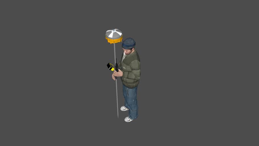 Opérateur GPS