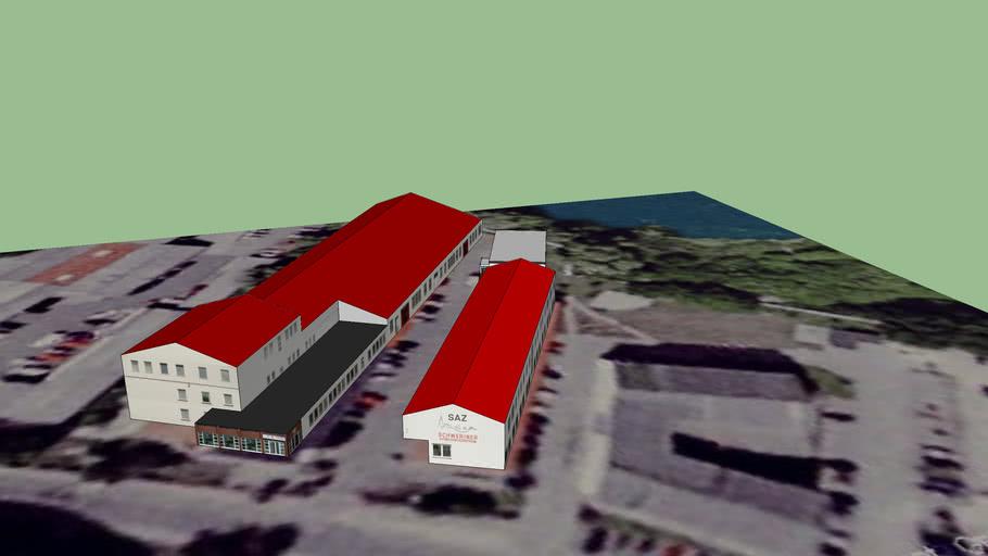 SAZ - Schweriner Ausbildungszentrum Haus1-4