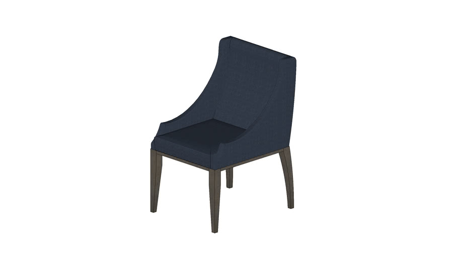 Vanguard Furniture Ithaca Dining Chair