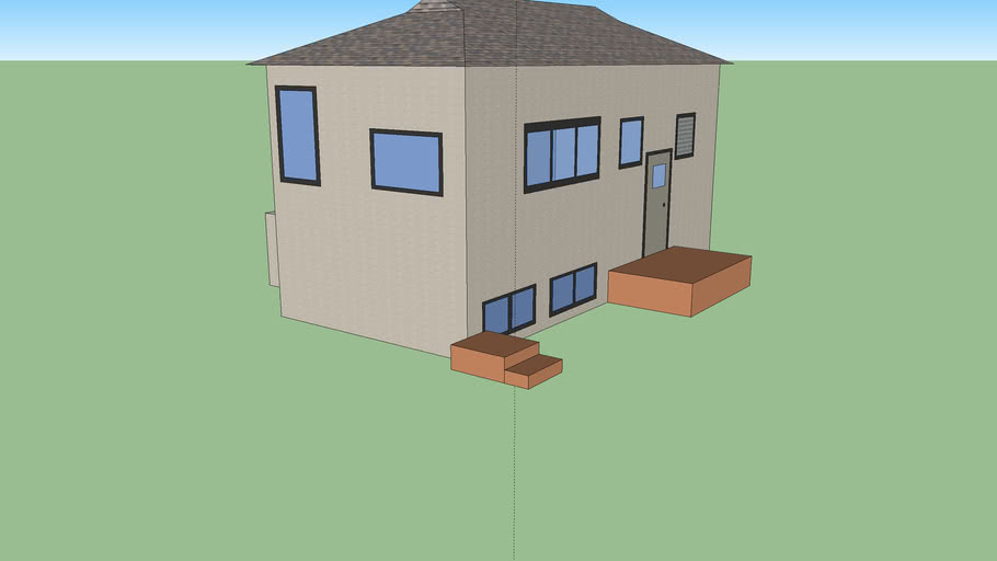 3D model of Project property