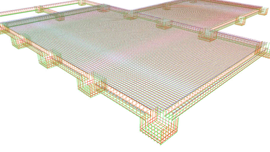 Steel Reinforcement for Small Factory