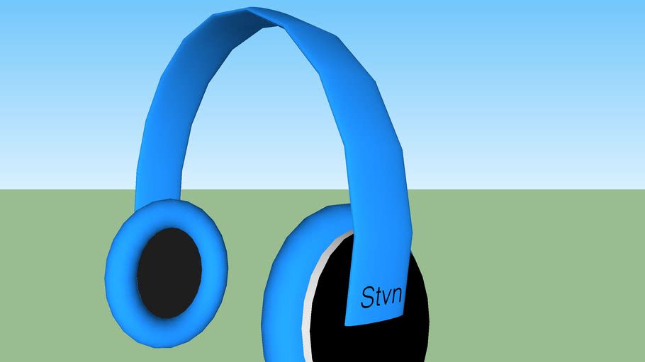 Headphones by Stvn