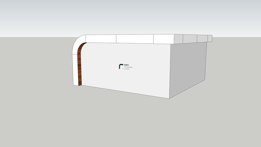 Curv - Storage 6 x 6