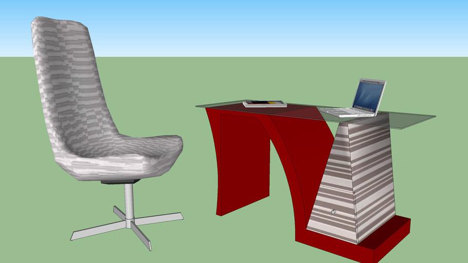 stiletto table