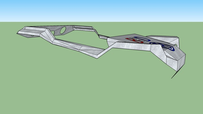 meyers manx body (BBD livery)