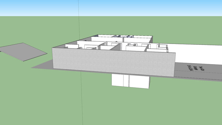 A Small House Plan