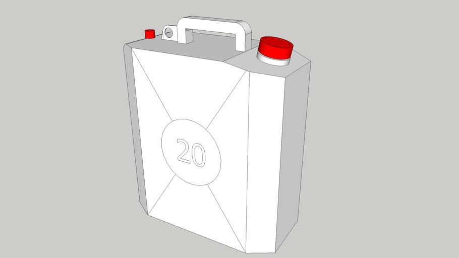 Tank 20 liters