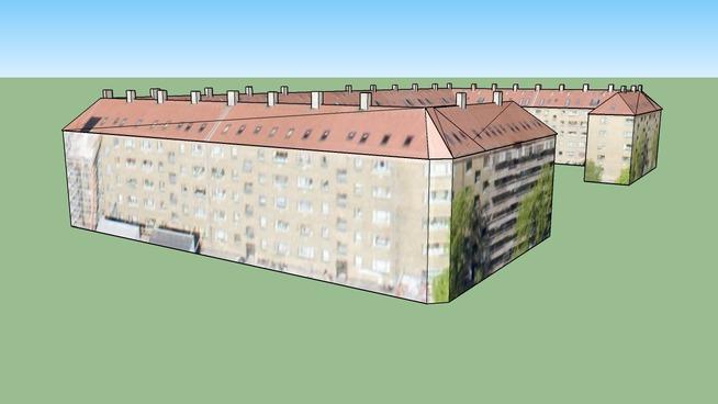 Bâtiment situé Copenhague, Danemark