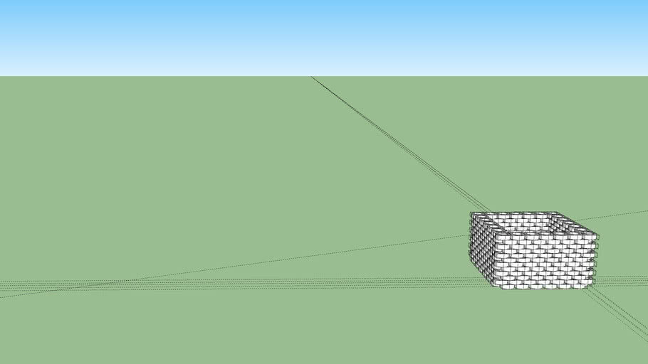 Tire cube