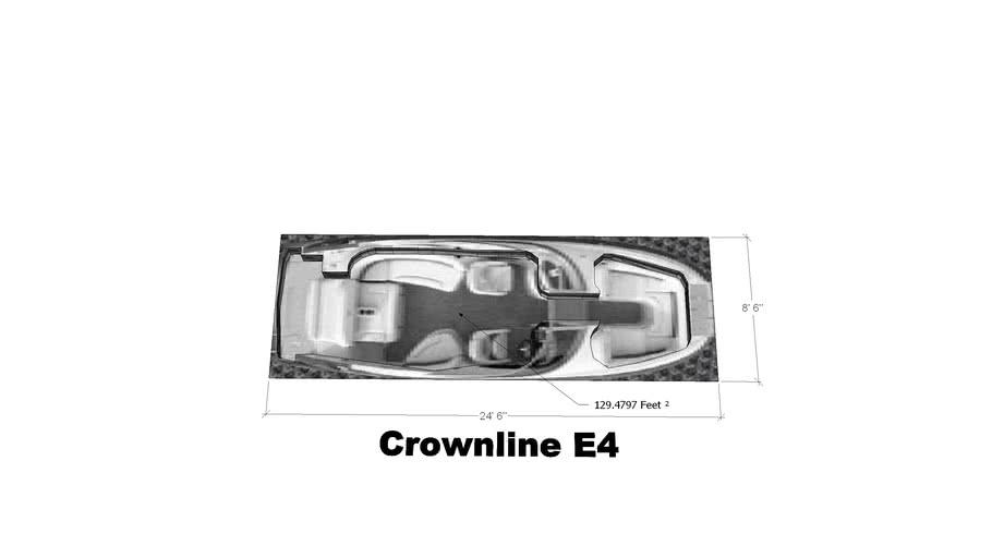 Crownline E4