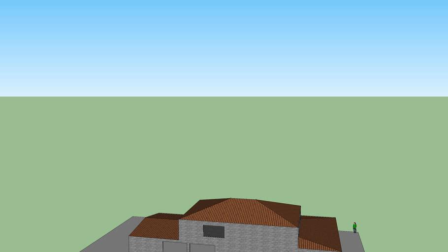 maison en fin de construction 1