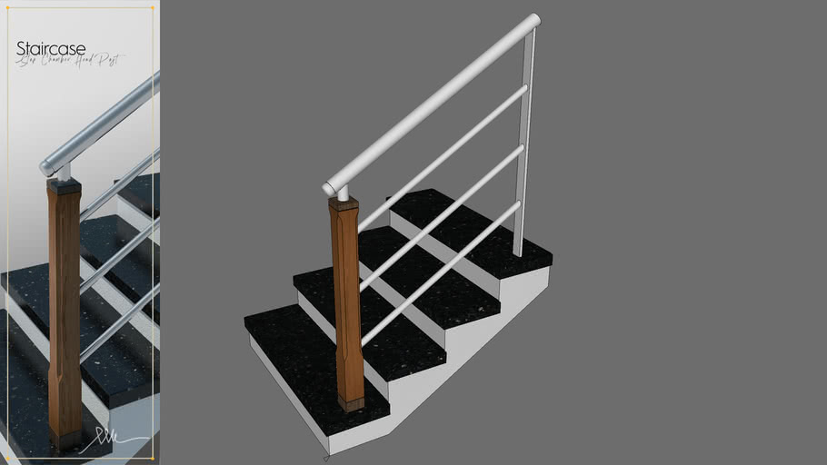 Stair Stop Chamber