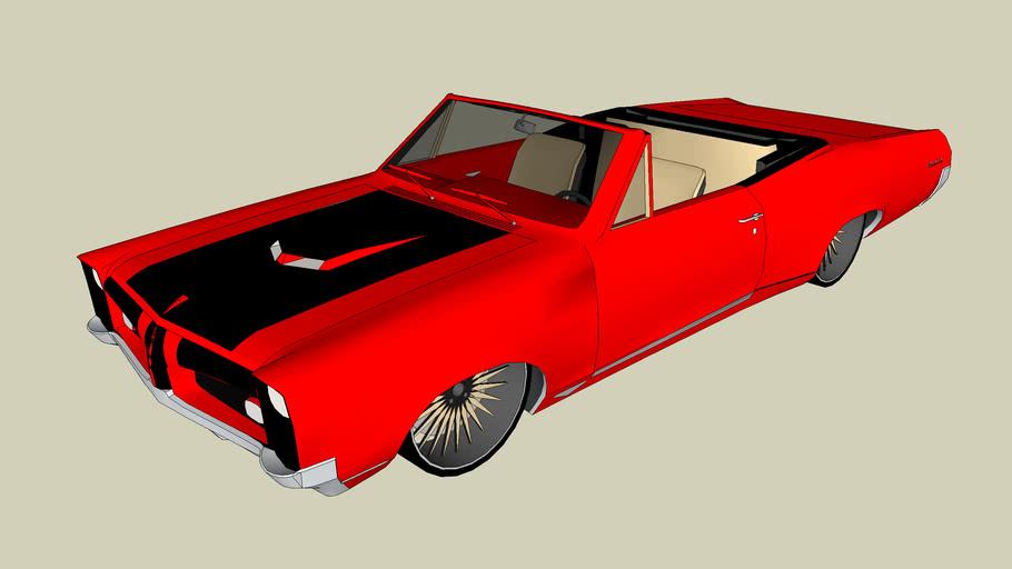 Pontiac Lemans  Convertible