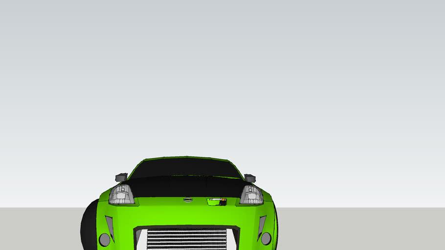 special Nissan 350Z