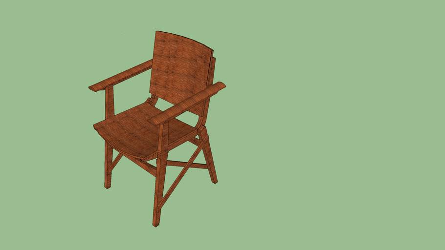 BK-Bri com braço cadeira