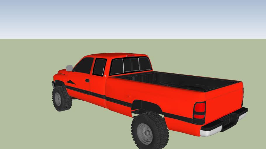 Chris's Dodge 2500 deisel