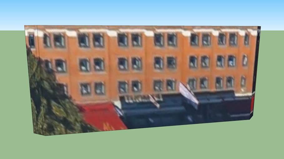 Building in Islington, London EC1R 4QE, UK