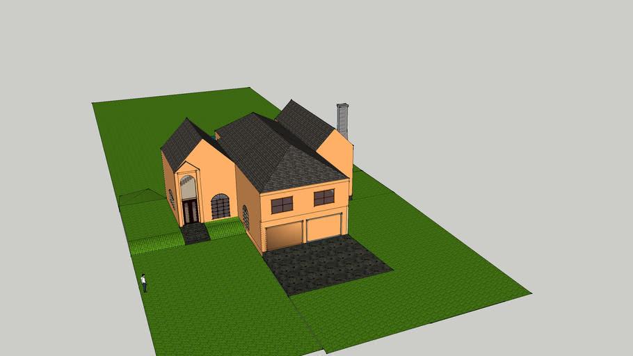lame house